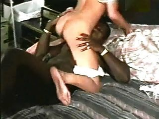 Hairy Black Pussy With Black Man