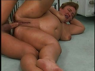 Mature Bbw Ha Fun With Anal Fuck