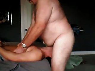Young Sub Deepthroats Big Dom Daddy Again