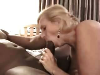 Black Guy Fucks Mature Blonde