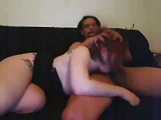 Thick White Give Eats Black Cum