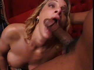 Alexandra Quinn Mad Deepthroats & Fucks Black Dick Sweaty