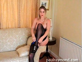 Paul Raymond Babe Brooke From Escort Magazine