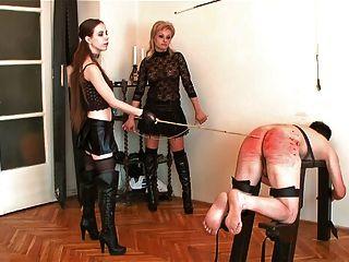 Harsh Caning Punishment