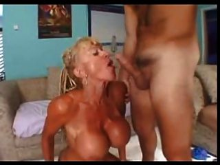 Mature With Big Clit And Huge Tits
