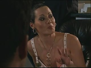 Alexa May (with Christina Bella And Sandra Romain) - Scambi Di Letti (scene 2)