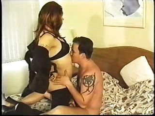 90s Crossdresser Sex 1