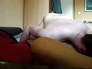 Amateur Couple Anal Cream Pie Video