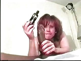 Wife Gets Her Pussy & Ass Fucked By Bbc And She Likes It!!
