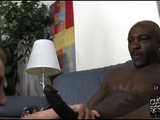White Wife Having Anal Sex With Black Right On The Cuckold