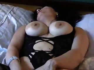 Mature Amateur Milf Wife Horny In Bed