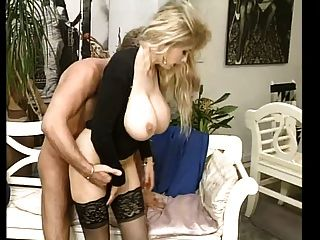 Hot German Milf Fucked