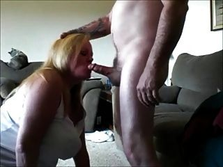 Mundfickstute - Deepthroat-training