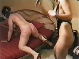 My Wife Severely Punished By A Mistress. Home Made Video
