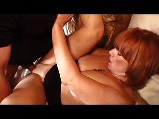 Hot Mature Redhead Cougar Calliste
