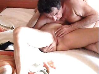 Hot Mature Couple Knows How To Satisfy Each Other!!!