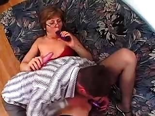 Nice Nipples Mature In Stockings Fucks