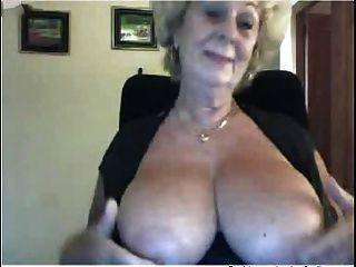 Lovelly Granny On Web R20