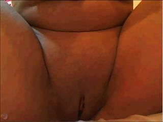Fisting Ass And Pussy With Squirting On Webcam