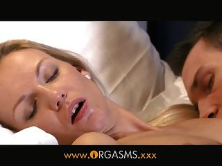 Orgasms - Real Couple Overcome With Lust