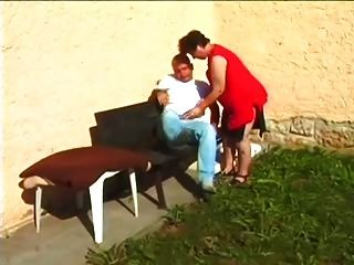 Mature Outdoor Suck And Fuck