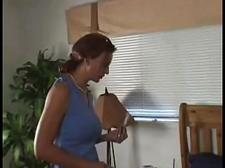 Mother Spanking Girl For Playing Ill