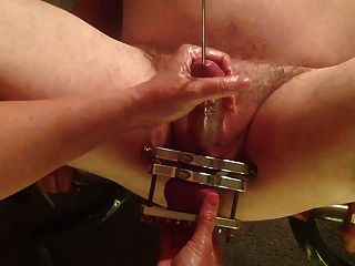 Cbt Kinky-bitch Ball Stretching Ball Crushing