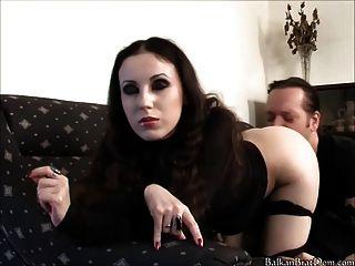 Wanna Be A Butt Slave