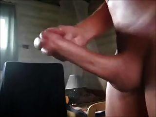 Fine Cock And Cumshot