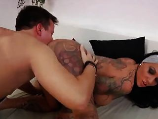 Hot Tattoed German Girl Gets Fucked By A Fan