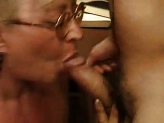 His Tutor Is A Hot Mature Whore That Loves Cock