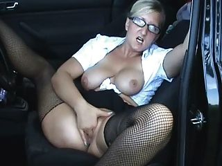 The Polish Driving Instructor Masturbate