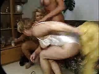 Mature Great Orgy