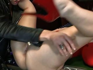 British Slut Paige Gets Fucked On A Pool Table