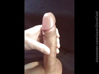Edging Orgasm With Huge Cumshot