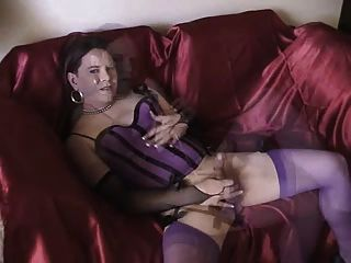 Joanie - Purple Passion