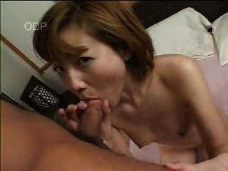 Japanese Couple Make A Home Sex Tape...bmw