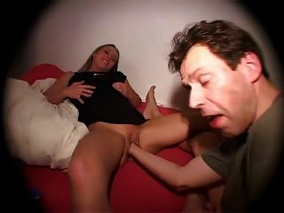 Blond German Getting Fisted