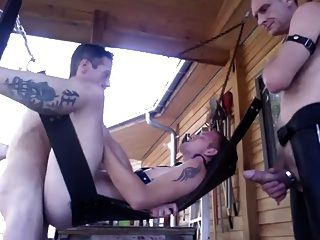 Twink Bb By 2 White Top In A Sling Outdoors