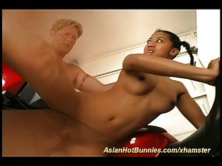 Asian Hot Bunny