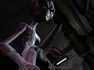 3d Gay Alien Porn - 3d Animation: Alien 1