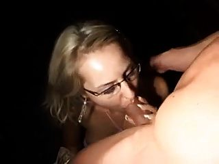 Amateur Couple Having Sex On The Street