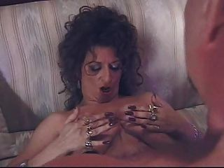 Mature Brunnette Gets Fucked