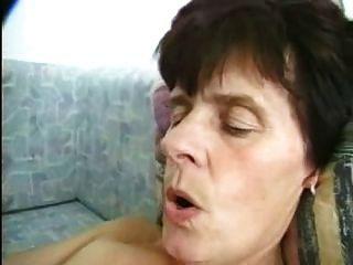 Hairy Granny