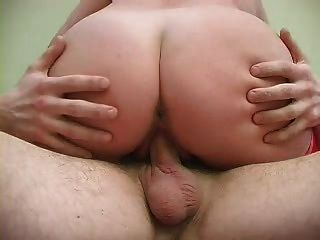 Bbw Olivia Hardcore Redstockings Troia P3 Takes Hard Cock In The Ass All The Way Tits