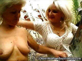 Lesbian Grannies