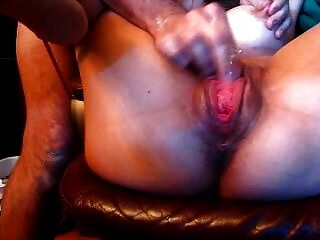 Sally Fucked Orgasm Bound Facefucked