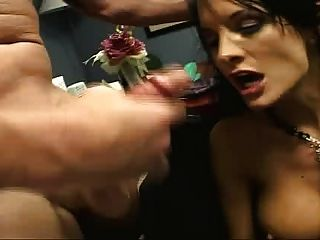 Hot Brunette With Big Tits Fucked Hard Into Her Ass - Csm