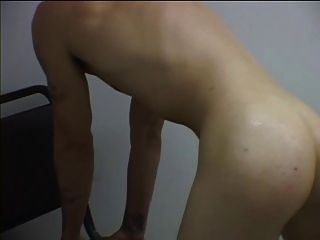 Guy Riding Her Strap On Cock