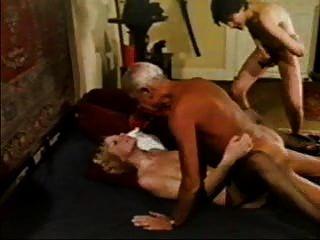 Older Man ....grand Dad  Jean Villroy Shagging Hot Babe